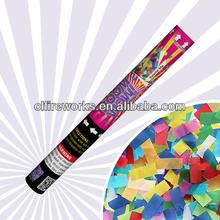 2014 wedding decor CE proved colorful slip confetti for wedding