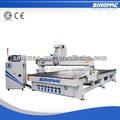 Sinomac s7-2040 máquina cnc router para o sebo da árvore de madeira de corte