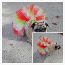 Wholesale Fluffy Dog Tutu Skirt Cheap Pet Dress