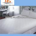 Fábrica de venta directa del hotel blanco diamante cubierta del colchón/mattess protector