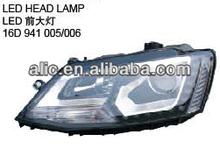 JETTA VI 2012 head lamp