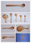 mini bamboo spoon