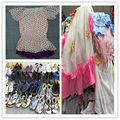 Chine mixte. utilisé recyclage de vêtements chaussures