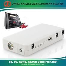 emergency voltage selection car mini 12v jump start kit power bank
