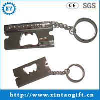 Custom bar blade bottle opener/custom bottle opener/personalized opener