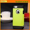 high quality Slim armor spigen sgp case cover for iphone 5 5s