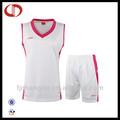 De baloncesto para mujer de diseño uniforme hecho de 100% de poliéster