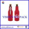 Reusable neoprene beer bottle cooler