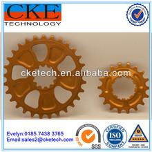 CNC machining Aluminum Anode Products