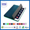 C&T Standing magnetic leather smart cases for apple ipad air