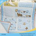 Del bebé y de los niños de la tela de algodón ropa de cama de los niños