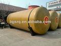 plásticos reforzados con fibra tanque subterráneo hecho para la estación de gas