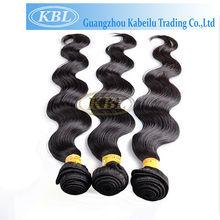 Unprocessed Peruvian raw virgin human hair extensions, european hair extensions