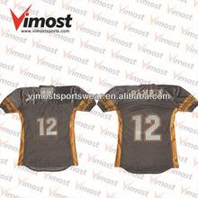 custom latest fashion modern American football tops