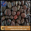 Hot sale natural tumbled polished red pebble stone for landscaping and garden decoration
