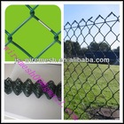 chain link wire mesh fence with low price and anping factory