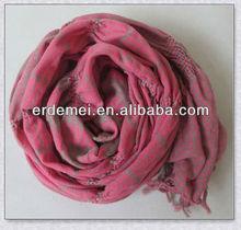 Viscose scarf rayon shawl/viscose scarf