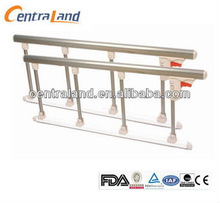 2014 guardrail for hospital beds Six-profile Aluminum Strengthen Bed Side Rail