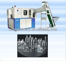 Automatic mineral/pure water bottle blow molding machine
