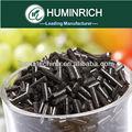 Shenyang huminrich 60ha+15fa+14k2o humate potássio coluna de estrume