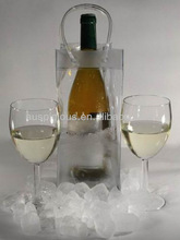 Factory Sale Single Bottle Wine Tote Bag