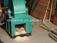 Tree Stump Sawdust Machine