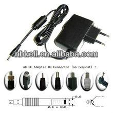 ac/dc adapter 15v 400ma