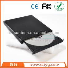 ECD011DW Alibaba Wholesale Laptop Portable USB2.0 External Optical Drive ,External USB Tray-load DVD ROM / DVD Writer