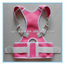 Neoprene Support/posture corrector back/Posture Back And Shoulders Support Belt