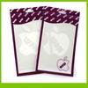 2014 Newly Clear Apple Mini Zip Lock Plastic Bag