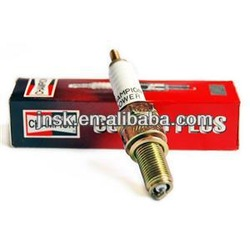 motorcycle engine parts ignition system Spark Plug 250CC chinese scooter manufacturer for suzuki,yamaha,honda,piaggio, vespa