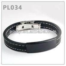 charm fashion christian one direction silicon bracelet