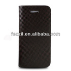 Sturdy Phone for iphone5 leather skin case