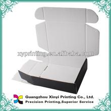 Decorative Portable Take Away Packaging Paper Food Box