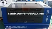 CNC1290 cnc laser engraver / cutter machine leather gun holster High precision mini jet engine