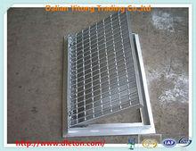 steel grating/floor steel grating factory/30mm pitch steel bar grating