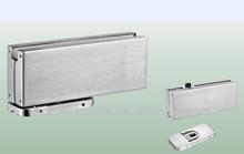 glass door patch fitting soft closing hinge, hydraulic door closer hinge