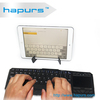 Hapurs high-speed wireless Bluetooth3.0 Keyboard laptop with competitive price,hot sale good touch wireless keybord