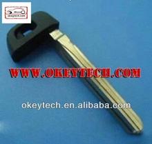 Okeytech toyota emergency key for Emergency key for camry smart card for toyota camry key remote