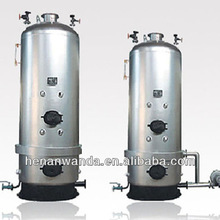 China first class gas fired hot water tube boiler