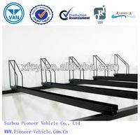export bike rack / wall-mounted bike rack