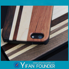 wood+pc phone cover for iphone5s,wood phone covers