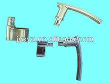 zinc die casting - oem door handle
