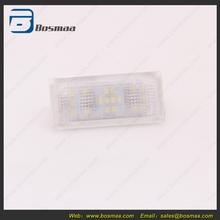 License Plate Lamp from Bosmaa E66 Professional Design
