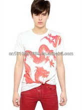 Best selling retail items plus size clothing men tee