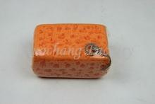 Wholesale cleaning sponge brush/high density foam sponge