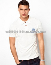 Online shopping for clothing pique men polo t-shirts