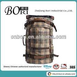 Profession Wholesale Promotional Packsack kraft paper shopping bags