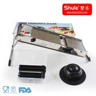 As Seen On TV Slicer Household Stainless Steel Manual Vegetable Dicer Slicer Shredder Chopper Grater