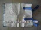 I ton jumbo bag/ used jumbo bags 500kg/polypropylene woven jumbo bag